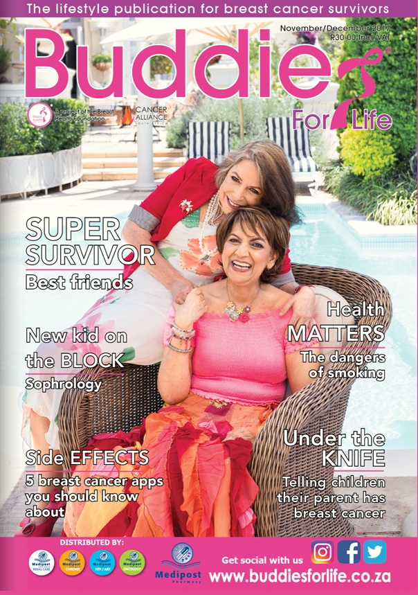 Buddies for life December issue