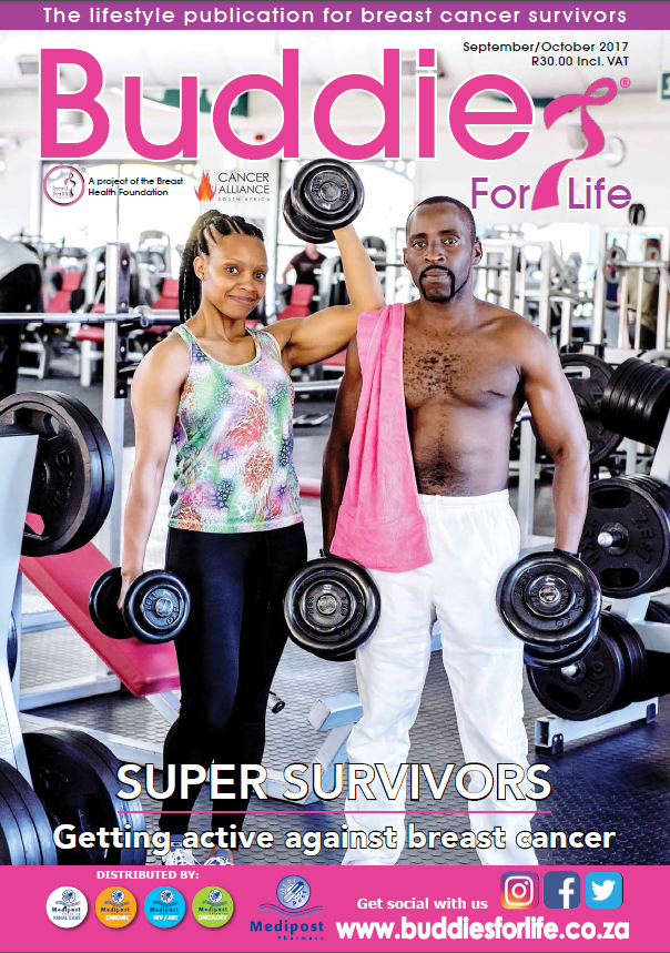 Getting Active against breast cancer
