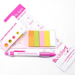 Stationary Pack: Early Detection Saves Lives