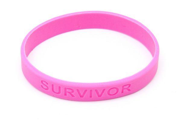 Pink Rubber Band: Survivor
