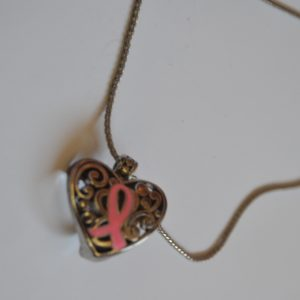 Necklace: Big Heart Pendant