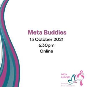 Metastatic Breast Cancer support group 10 October